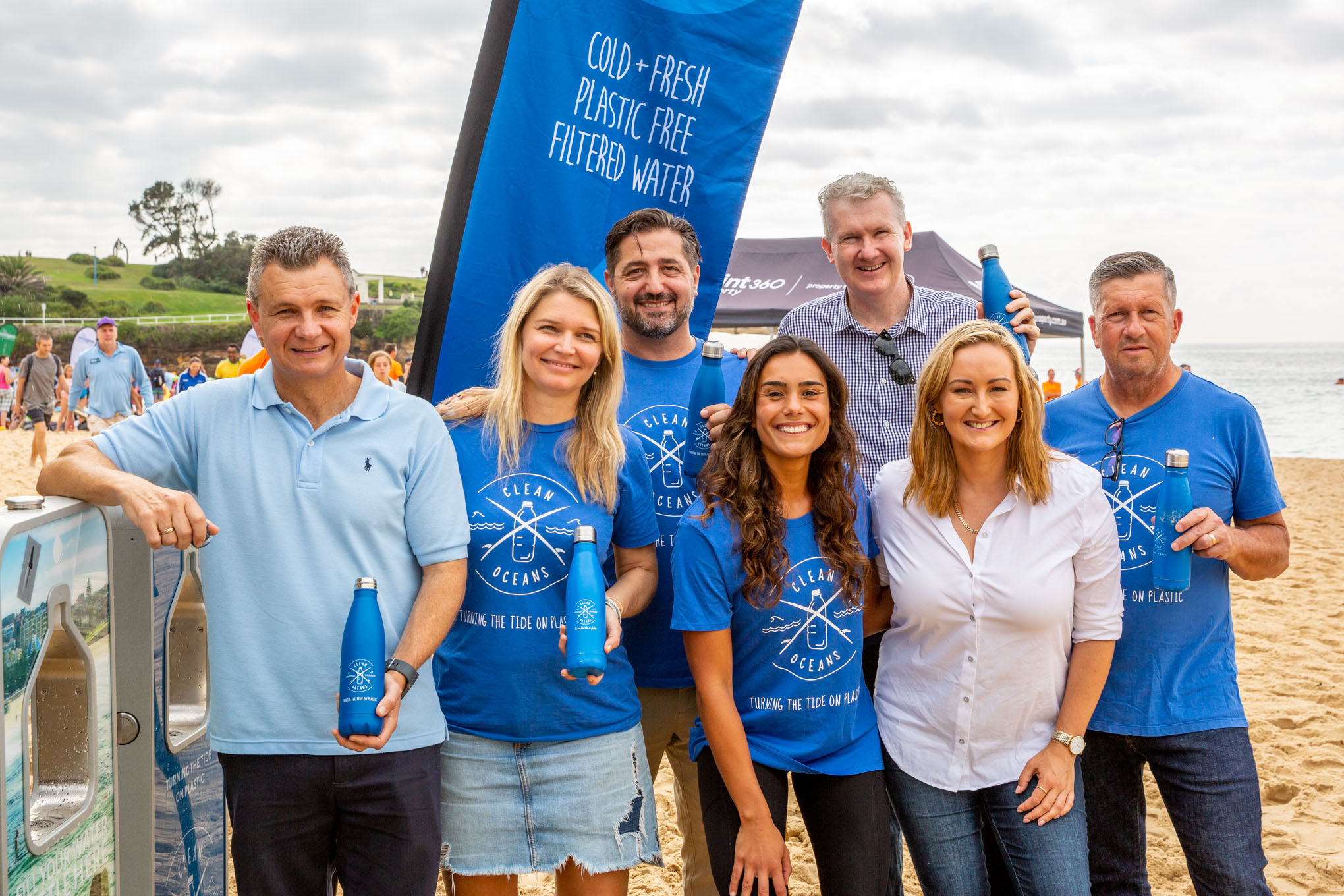 Clean Oceans partners with Labour in 2019